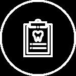 Icona dei servizi di terapia ortodontica